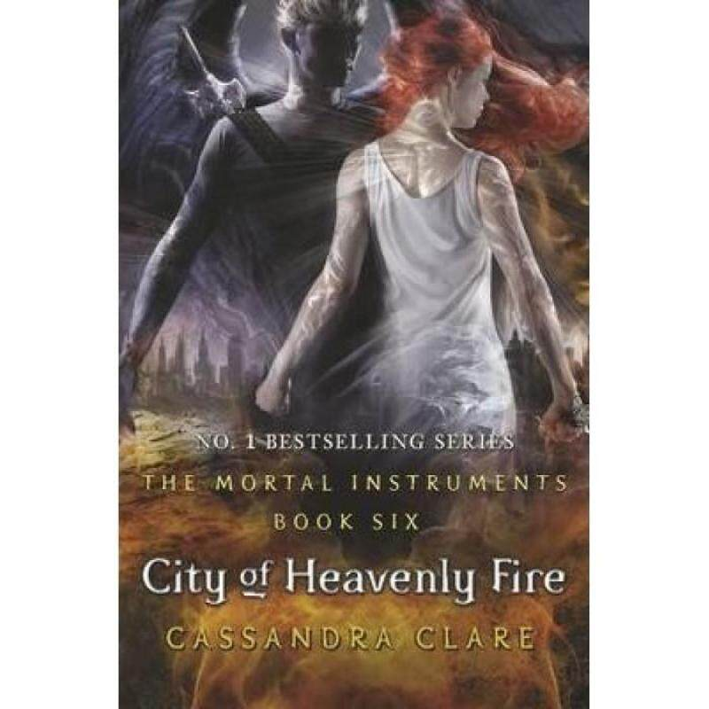 City of Heavenly Fire (The Mortal Instruments: Book 6) 9781406332933 Malaysia