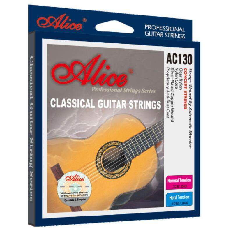 Classical Guitar Strings Normal Tension AC130 Malaysia