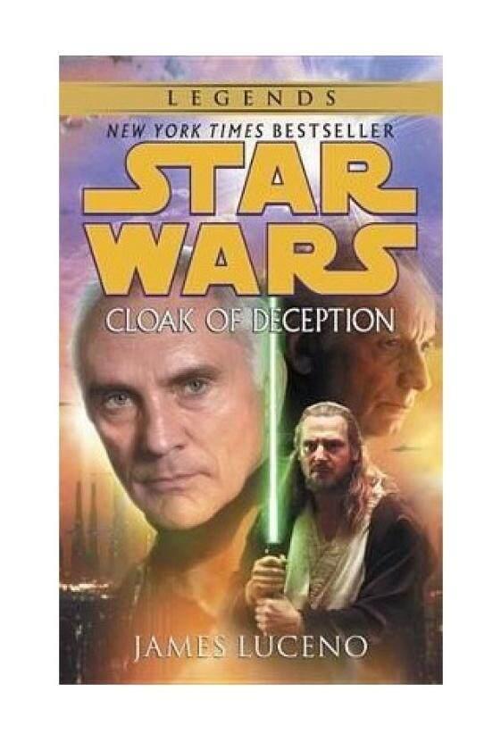 Cloak of Deception: Star Wars Legends (Star Wars (Random House Paperback)) - intl