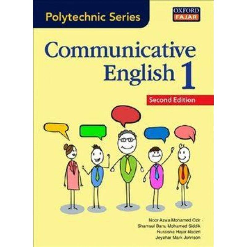 Communicative English 1, 2E (Oxford Fajar Polytechnic Series) Malaysia