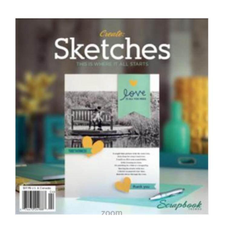 Create: Sketches Idea Book Malaysia