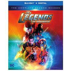 DCs Legends of Tomorrow: The Complete Second Season [Blu-ray]