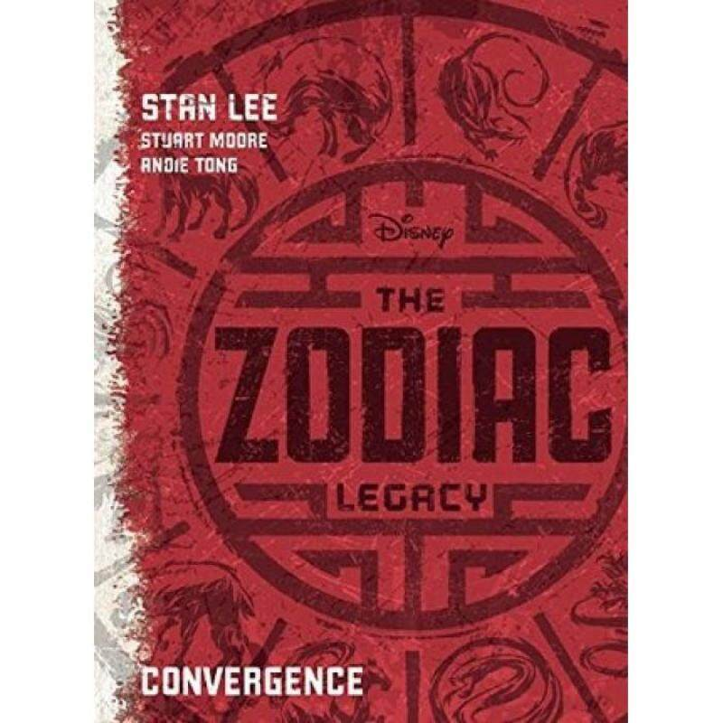 Disney: The Zodiac Legacy - Convergence (HB) 9781474834056 Malaysia
