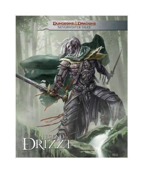 Ruang Bawah Tanah dan Naga: Legenda Tentang Drizzt-Neverwinter Tales-Intl