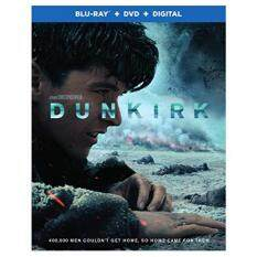 Dunkirk (blu-Ray + Dvd + Digital Combo Pack) By Buyhole