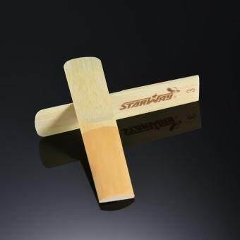 การส่งเสริม Eb Alto Saxophone Reeds Sax Bamboo Reed Strength 3.0, 10Pcs/ Box ราคาช็อก