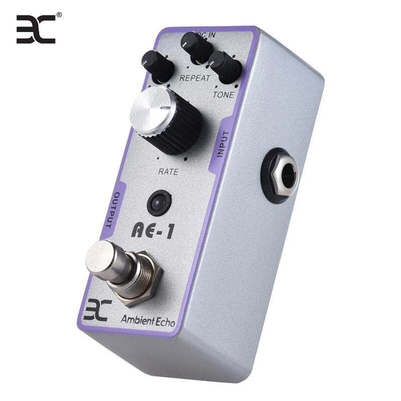 ENO EX AE-1 Electric Guitar Ambient Echo Effect Pedal Full Metal Shell True Bypass Malaysia