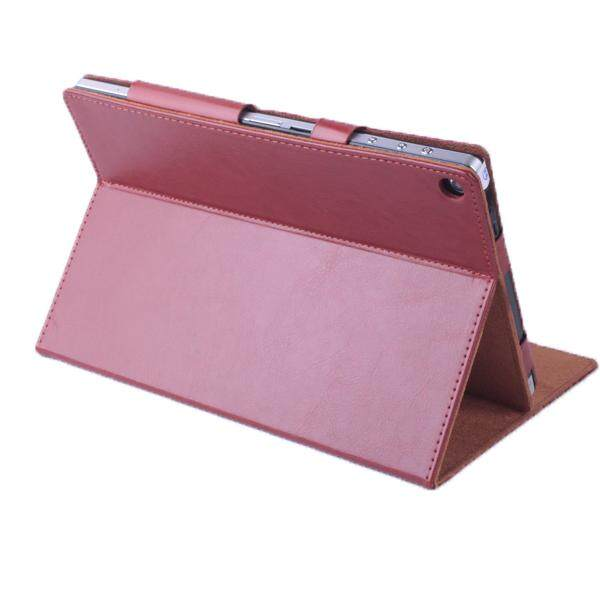 Folio PU Leather Case Folding Stand Cover For PIPO W6 - intl