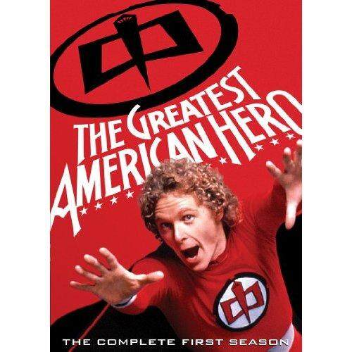 Greatest Amerika Hero: Season Satu [DVD] [Impor] [Wilayah 1]-Internasional