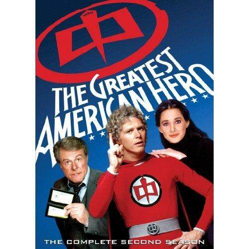 Greatest Amerika Hero: Season Dua [DVD] [Impor] [Wilayah 1]-Internasional