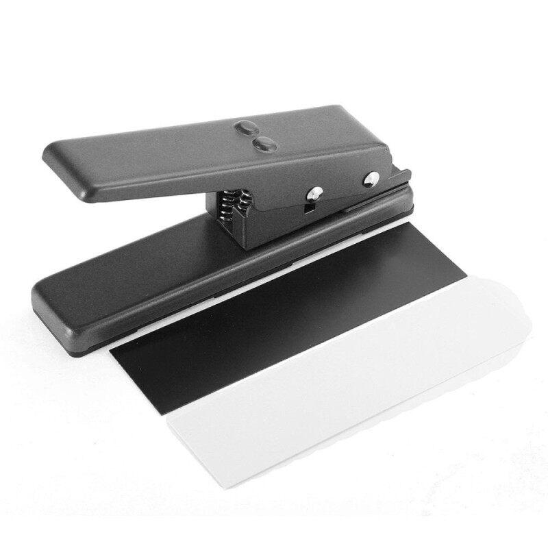 Guitar Pick Punch Maker Plectrum Card Cutter Tool Cut Machine DIY Strip Sheet Malaysia