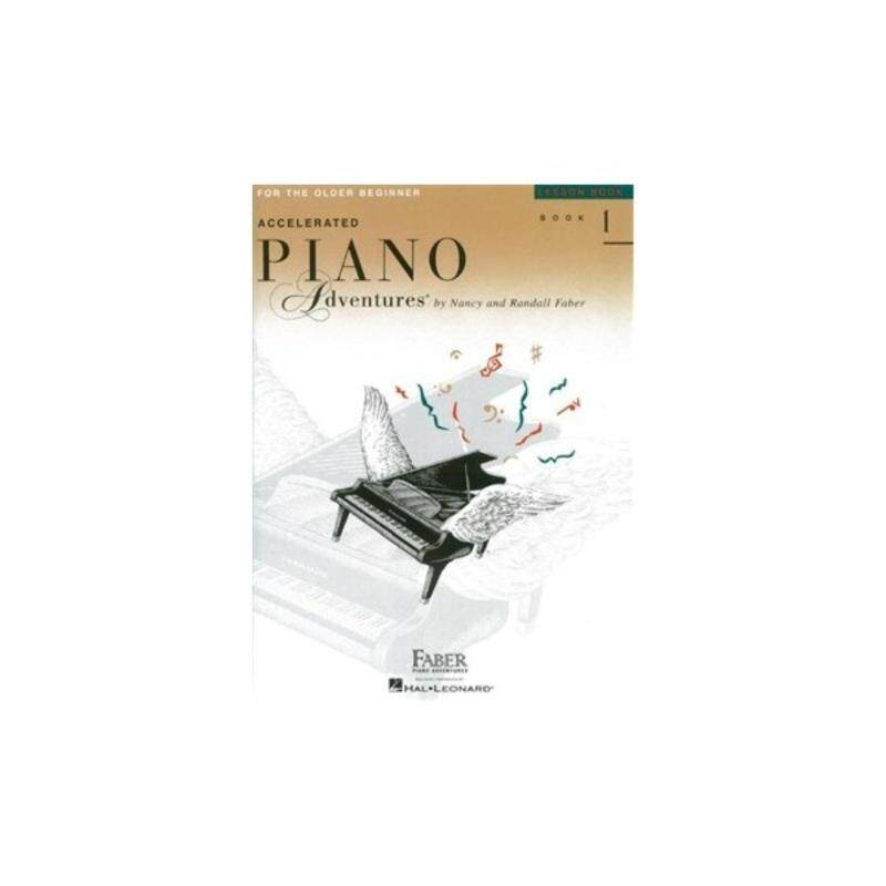 Hal Leonard Piano Adventures Lesson Book (Book 1) Malaysia