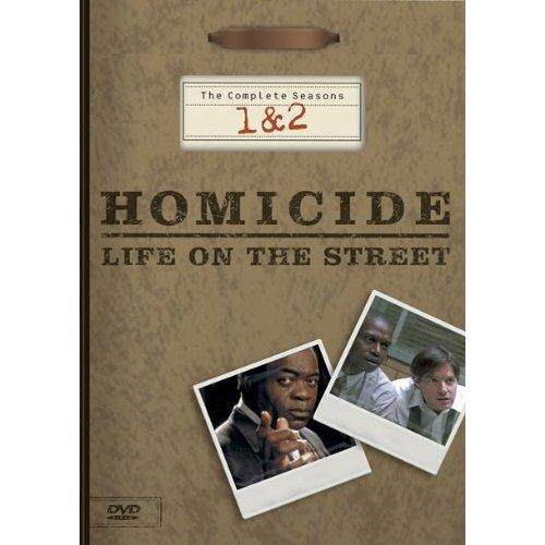 Pembunuhan Kehidupan On The Jalanan-Lengkap Seasons 1 & 2 [Wilayah 1]-Internasional