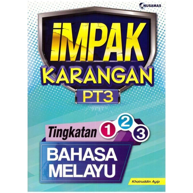 Impak Karangan PT3 Bahasa Melayu Tingkatan 1,2 & 3 Malaysia