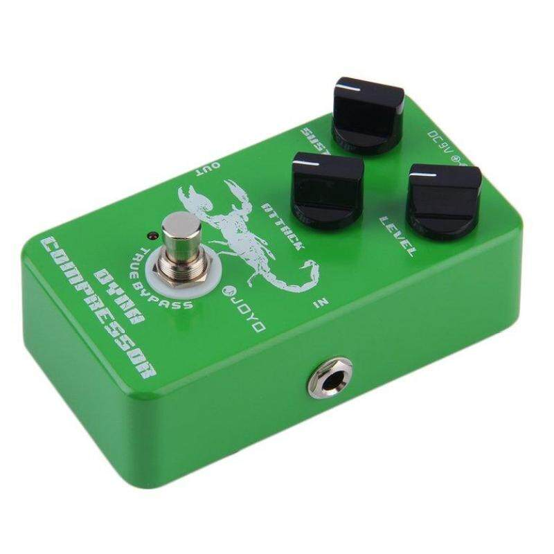 JF-10 Dynamic Compressor Guitar AMP Effect Pedal True Bypass Instrument