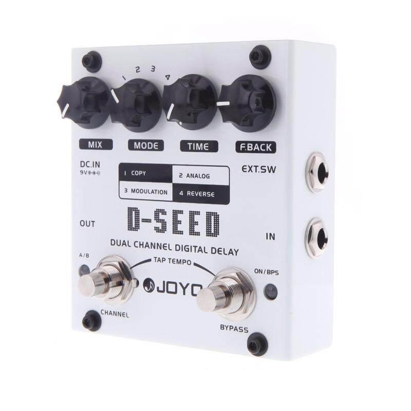 Joyo D-Seed Delay Guitar Effects Pedal Malaysia