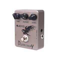 Jf-08 Guitar Digital Delay Effect Pedal True Bypass By Tomtop.