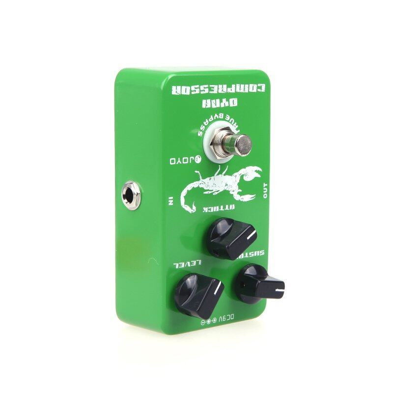 JF-10 Dynamic Compressor Guitar Effect Pedal True Bypass Malaysia