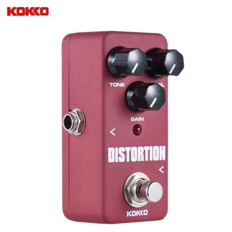 KOKKO FDS2 Mini Distortion Pedal Portable Guitar Effect Pedal