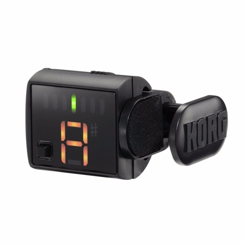 KORG Clip-on Chromatic Tuner For Guitar & Bass - intl