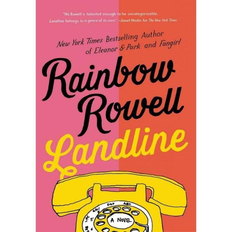 Landline: A Novel 9781250049544 Malaysia