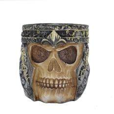 Lingtud Jam Classic Speaker,skull Statue Crafted Guard Station For Amazon Echo Dot 2nd And 1st Generation Speaker By Lingtud8.