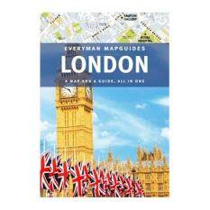 London Everyman Mapguide (hb) 9781841595634 By Bookxcess Online.