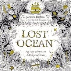 Lost Ocean An Underwater Adventure Co Johanna Basford