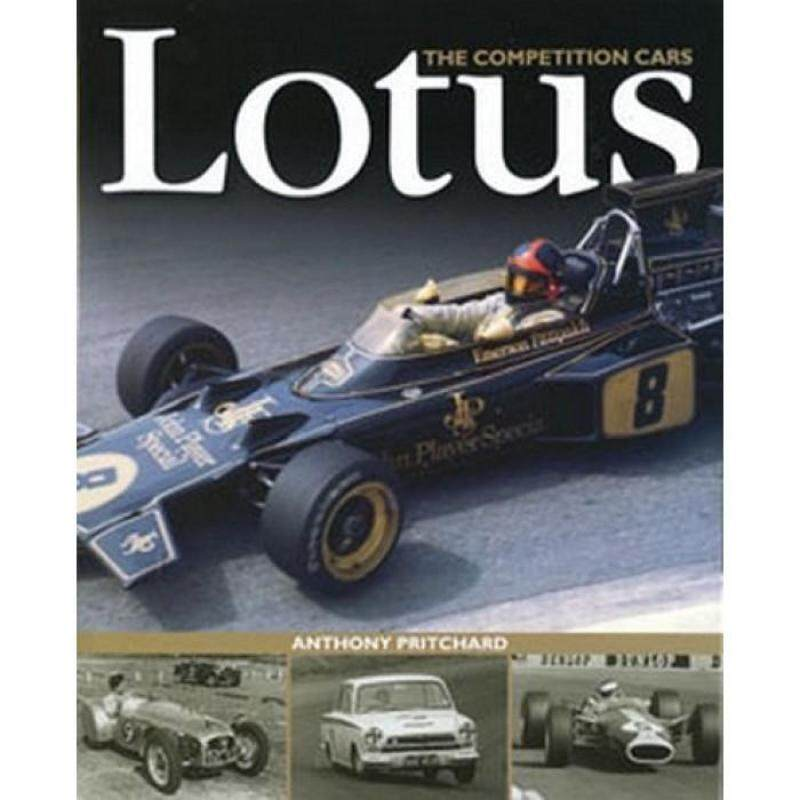 Lotus : The Competition Cars 9781844250066 Malaysia