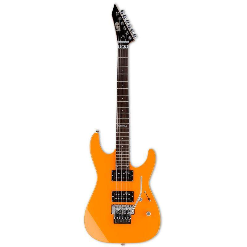 LTD M-50 FR Neon Orange Electric Guitar Malaysia