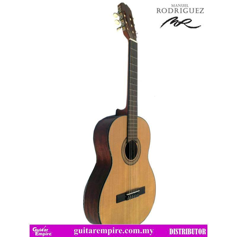 Manuel Rodriguez Classical Guitar Caballero 8, Cedar Top, Mahogany Back & Side, Rosewood Fingerboard, Nylon String 4/4 size Malaysia