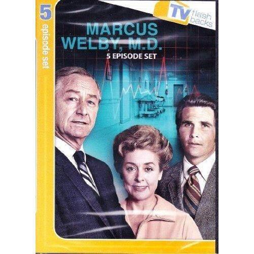Marcus Welby M.d. (Episode 5 Set) [Wilayah 1]-Internasional