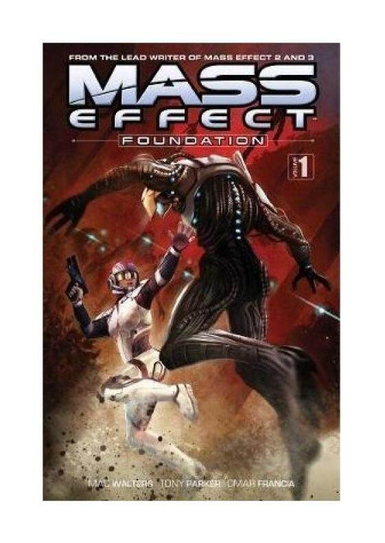 Mass Effect: Foundation, Volume 1 - intl