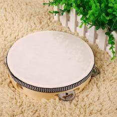 Mingrui 8 Musical Music Learner Tambourine Tamborine Drum Gift Festival School By Mingrui.