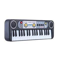 Mini Keyboard Listrik Mainan Musik Dengan Mikrofon Pendidikan Electone Hadiah Untuk Anak-Anak By Haitao.