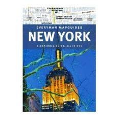 New York Everyman Mapguide (hb) 9781841595641 By Bookxcess Online.
