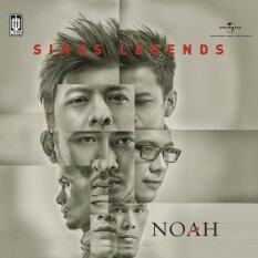 Noah: Sings Legends(mintpack/cd) By Universal Music Malaysia.