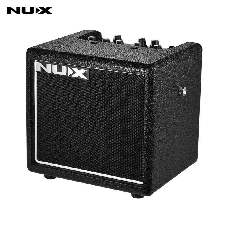 NUX MIGHTY 8SE Portable Digital Guitar Amplifier Amp 8W 3-band EQ Built-in Tuner 4 Modulation Effects Delay Reverb with Power Adapter Malaysia