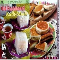 Buy food drink books at best prices lazada malaysia free shipping old fashioned kuih muih traditional desserts recipe book forumfinder Images