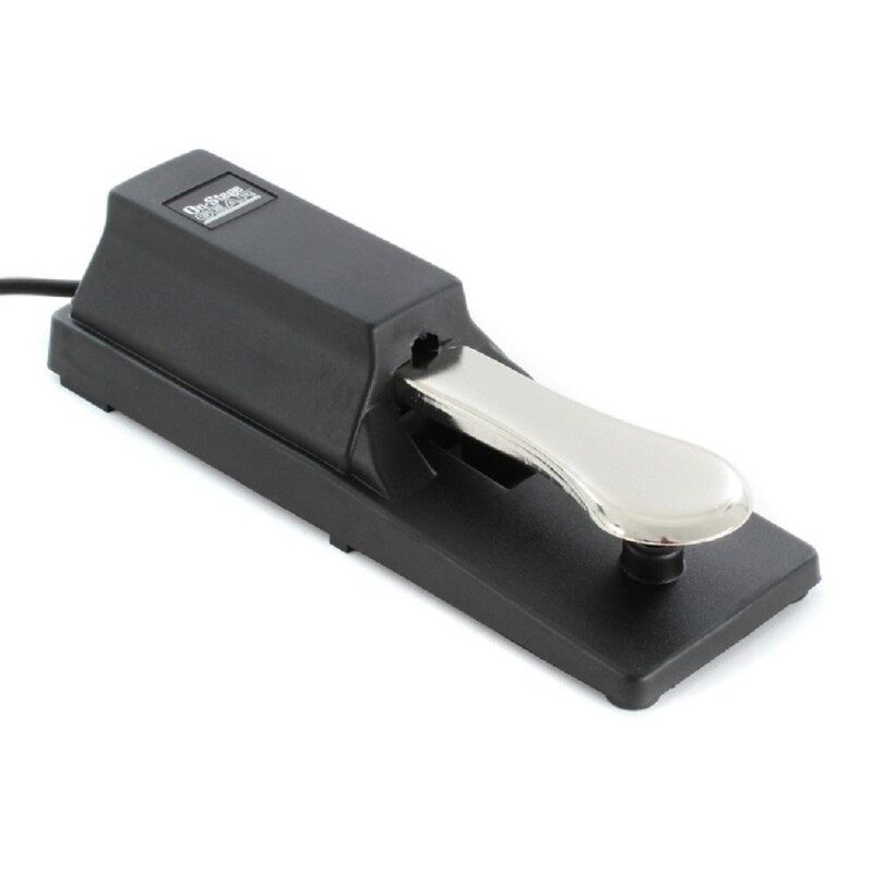 On-Stage KSP100 Keyboard Sustain Pedal (OSS KSP100) Malaysia