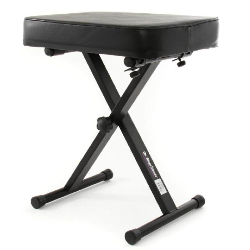 On-Stage KT7800 Three-Position X-Style Keyboard Bench (OSS KT7800) Malaysia