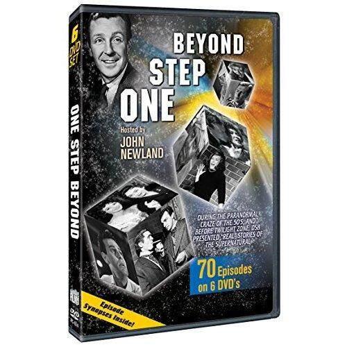 Satu Langkah Di Luar 6 DVD Pengumpul 'S Set (70 Episode) [Semua Wilayah]-Internasional