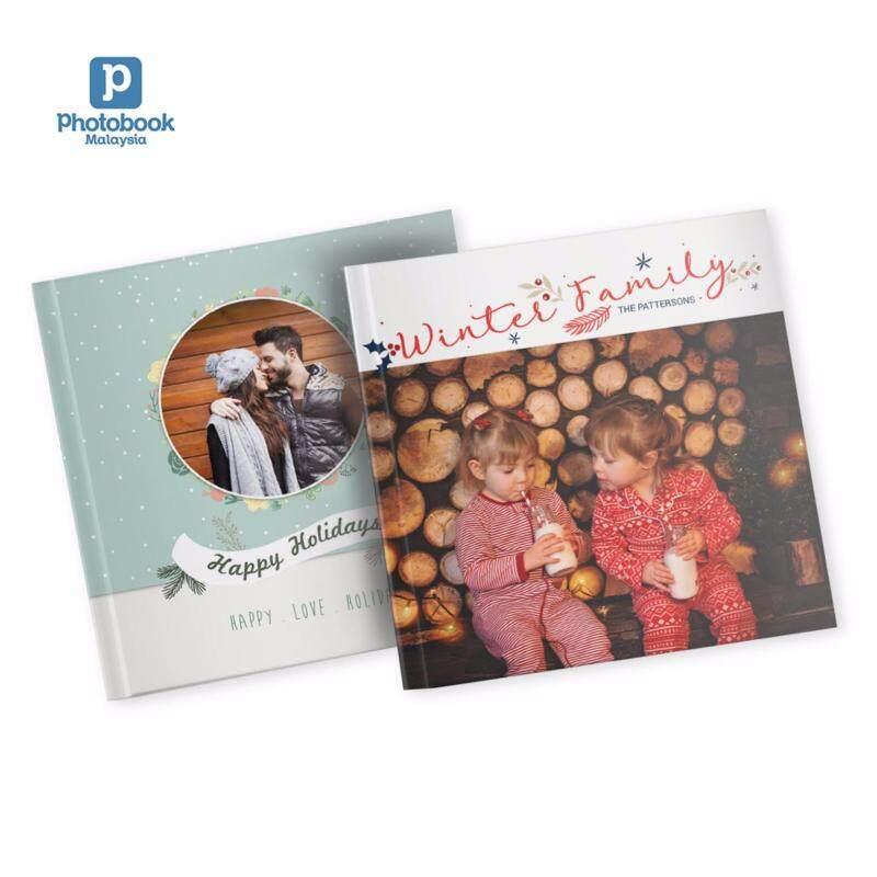 Photobook Malaysia 6  x 6  Mini Square Softcover Photo Book, 40 Pages Malaysia