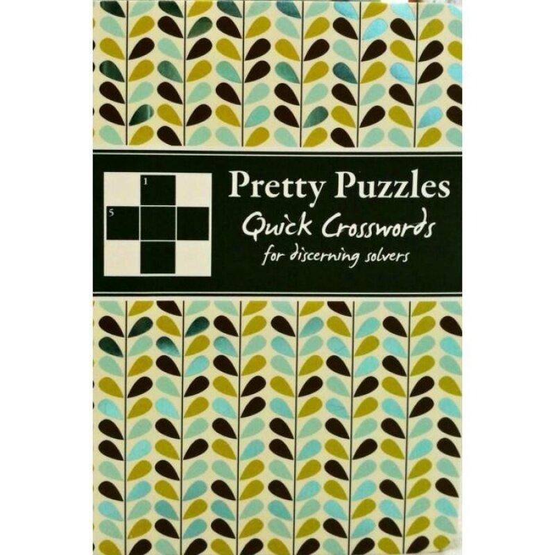 Pretty Puzzles: Quick Crosswords 9781780974873 Malaysia