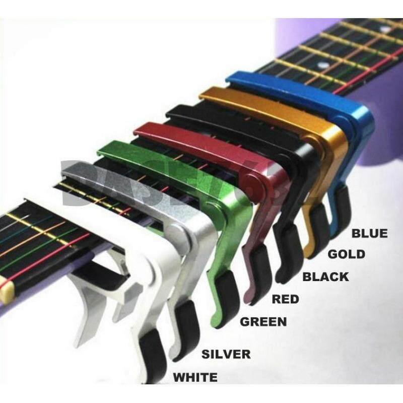 B701 Quick  Change Tune Clamp Key Guitar Capo Acoustic Aluminium Alloy 2059.1 Malaysia