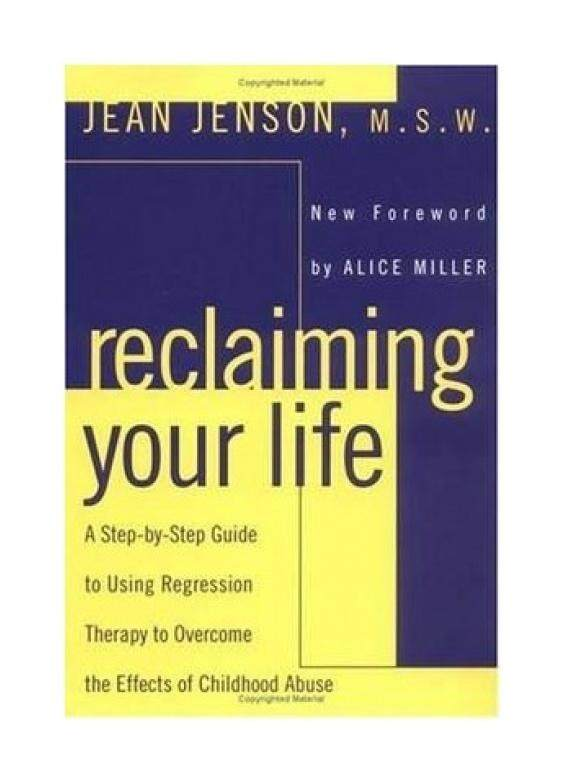 Reclaiming Your Life - intl