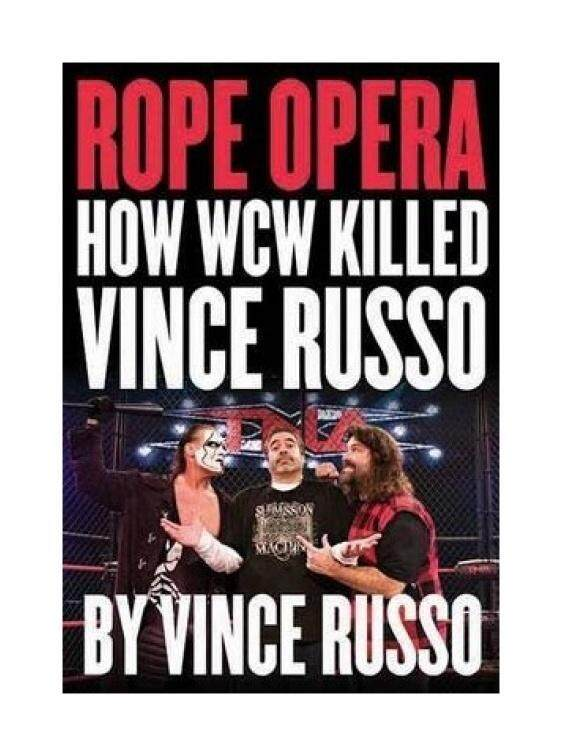 Rope Opera: How WCW Killed Vince Russo - intl