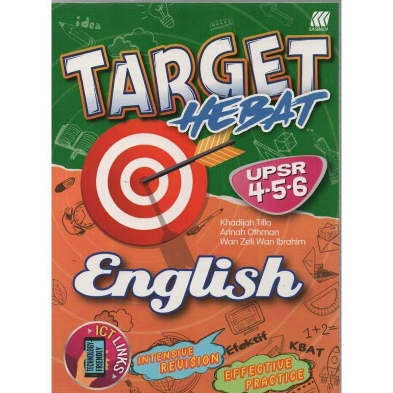 SASBADI Target Hebat English UPSR 4.5.6 Malaysia