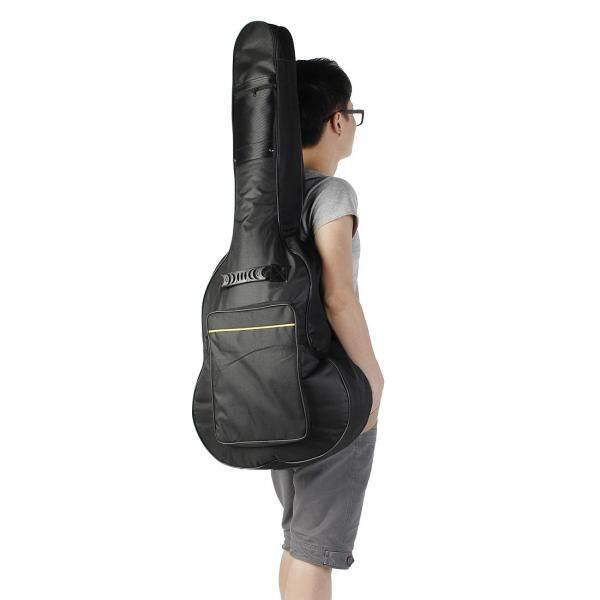 Túi Đựng Đàn Ghi Ta Mềm Ốp Lưng Hai Dây Độn Lớn, Dành Cho Guitar Acoustic 40  41