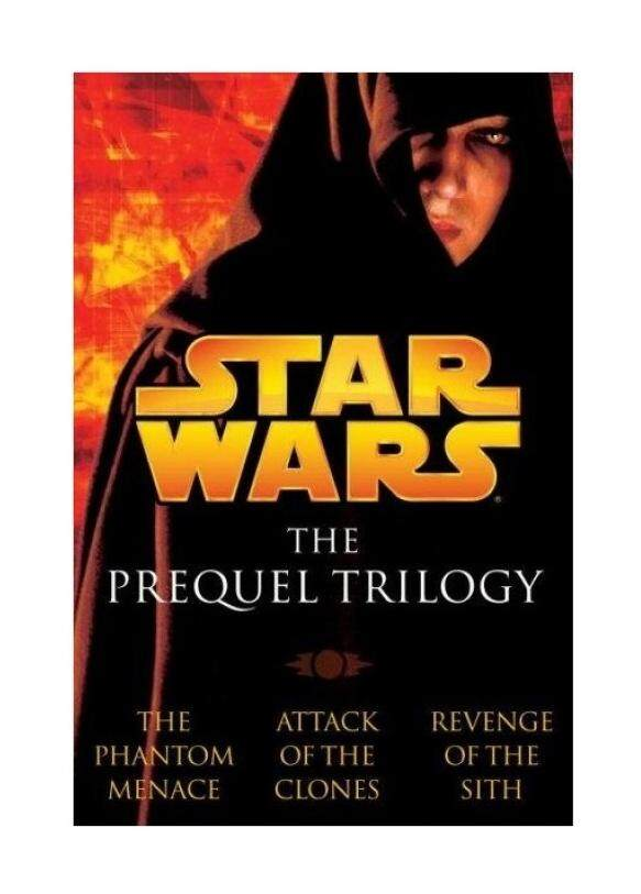 Star Wars: The Prequel Trilogy: The Phantom Menace/Attack of the Clones/Revenge of the Sith - intl